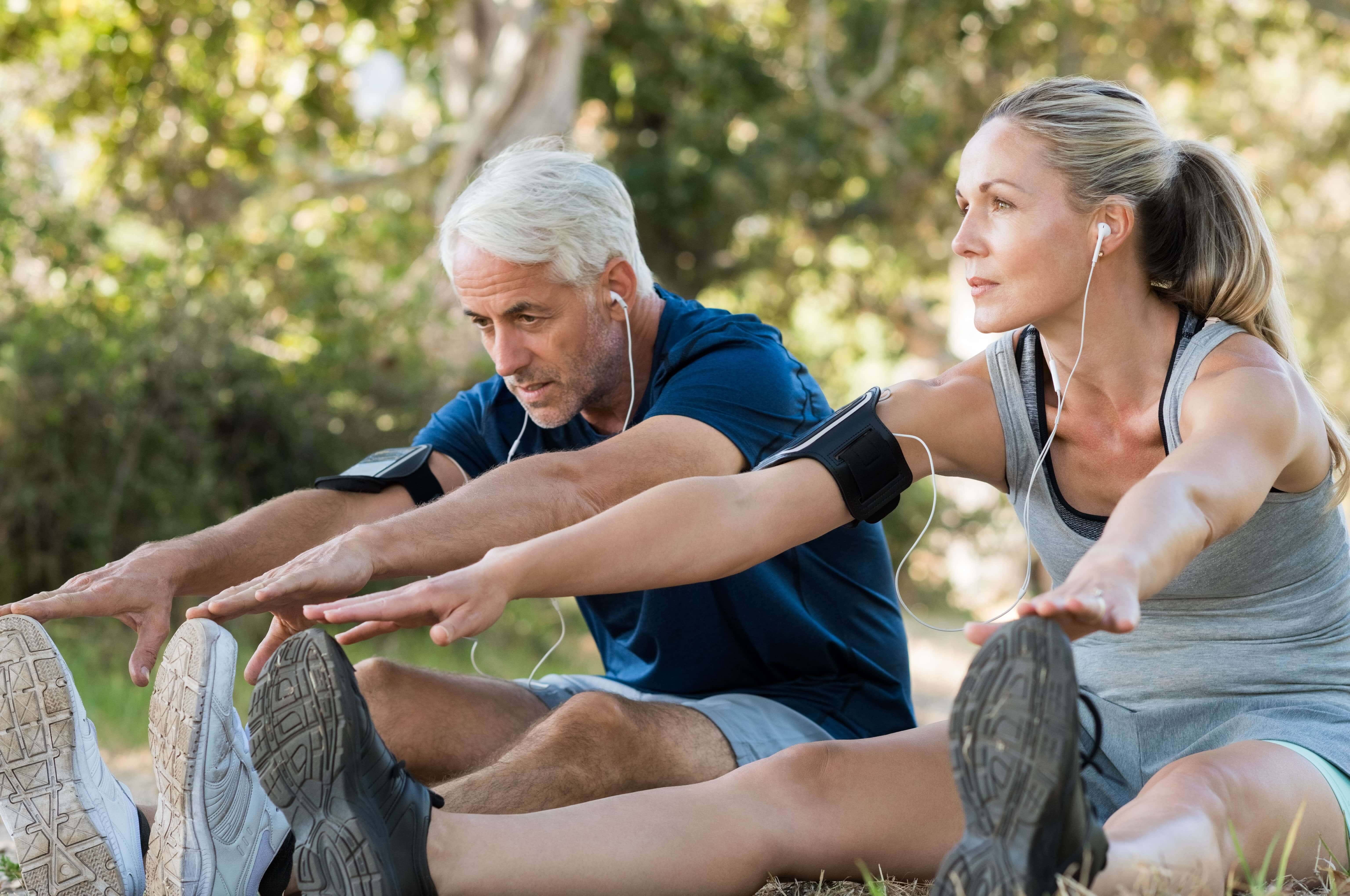 how stretching can help you recover