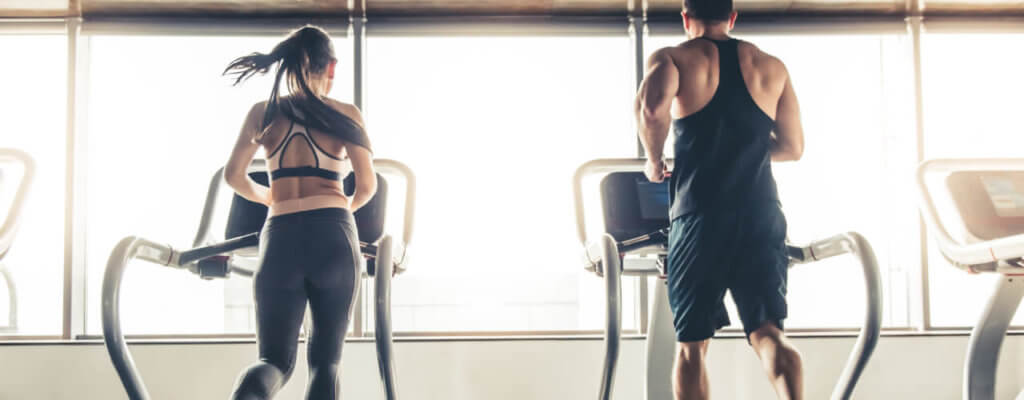 Losing Weight Through Interval Training | Burlingame Therapeutic